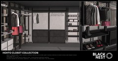 BLACK NEST / Hohto Closet Collection / FaMESHed