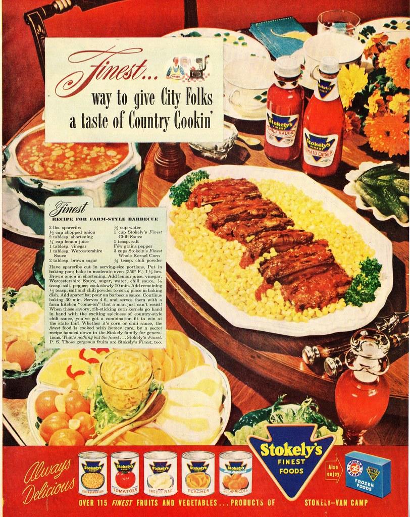 Stokely's 1947