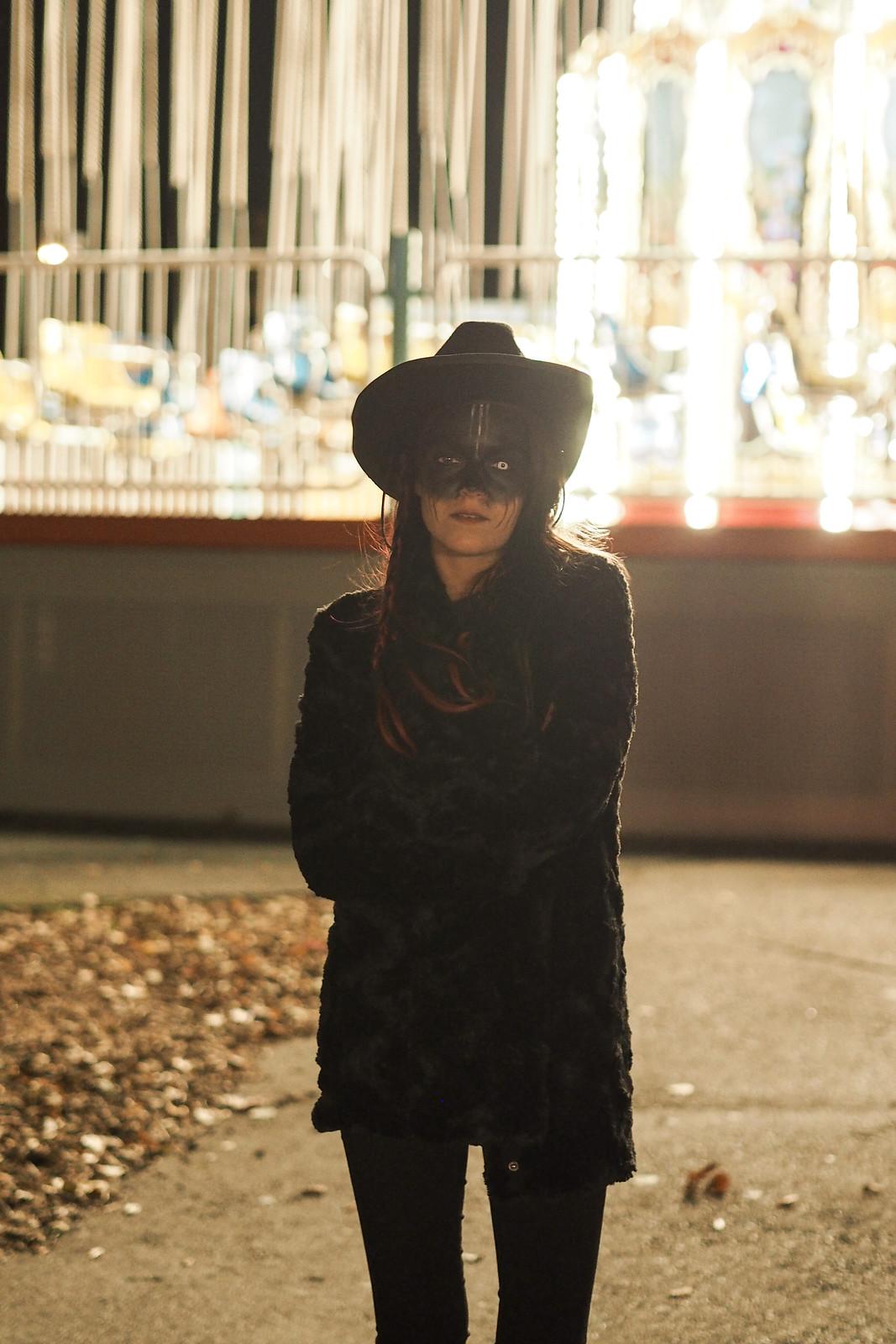 Maskeerauksia ja halloween lookkeja