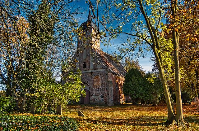 Insel Rügen - Herbst in Landow (Explore)