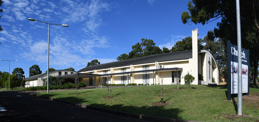 Anglican Church, Kellyville, Sydney, NSW.