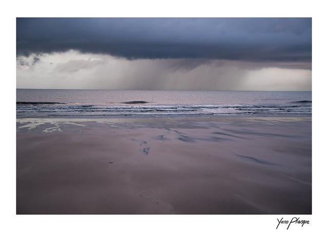 À l'assaut des pluies de la mer du Nord