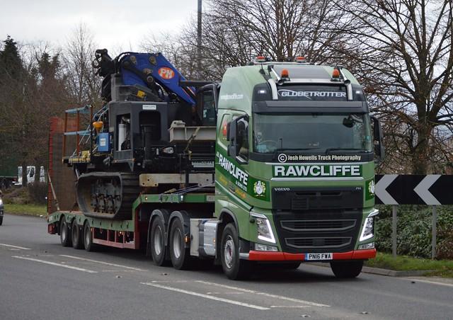 J B Rawcliffe PN16 FWA at Welshpool