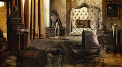 The forgotten guestroom
