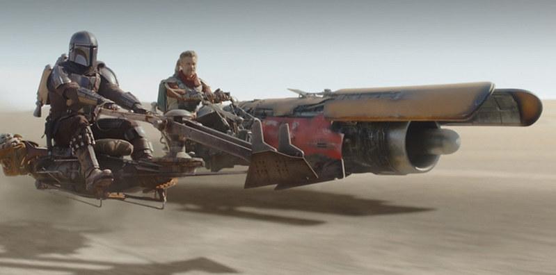 Pod-Speeder Cobb Vanth