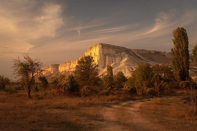 White Rock (Aq Qaya)