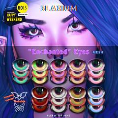 60L! Enchanted Eyes - This Happy Weekend Sale