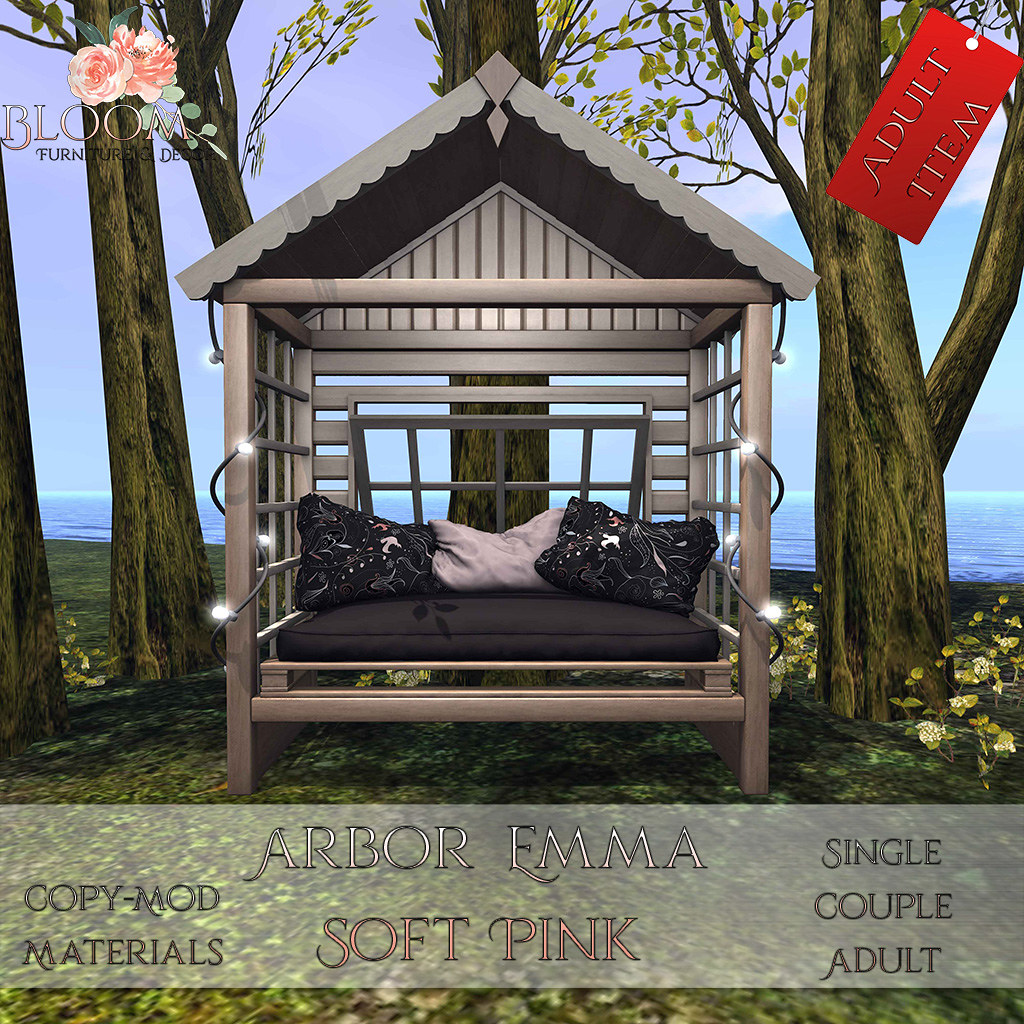 Bloom! – Arbor Emma Soft Pink A AD