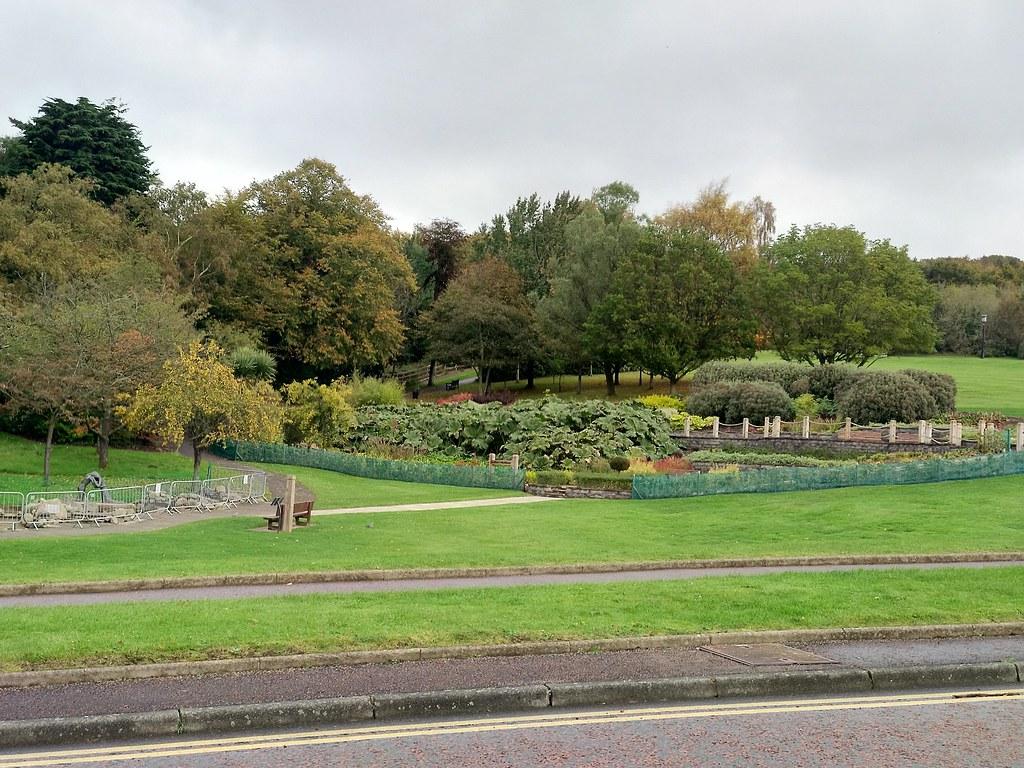 Rose Garden at Stormont, Belfast