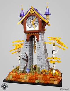 Clocktower | by jaapxaap