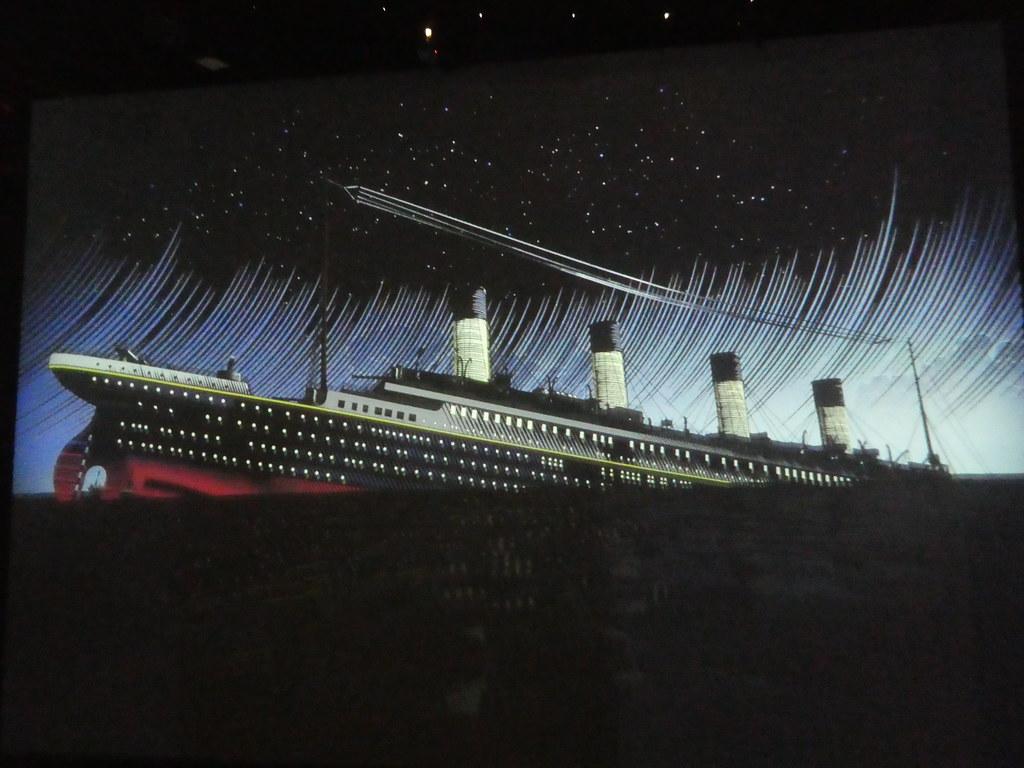 The ill fated Titanic, Titanic Belfast