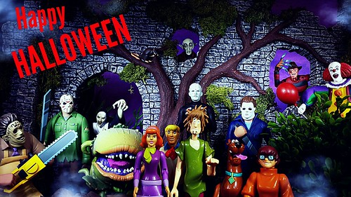 The Scooby gang's Halloween Horror