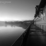 2020-08-08 - A Foggy Evening on the Eie Canal