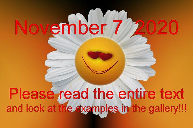 Smile on Saturday! :-)