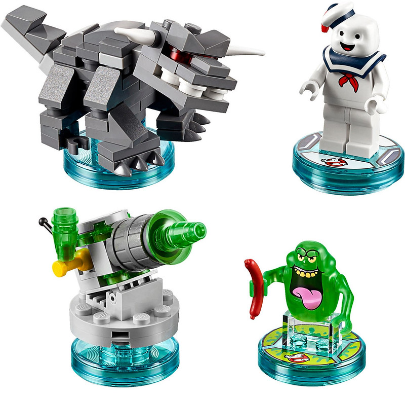 LEGO Dimensions Ghostbusters Fun Pack