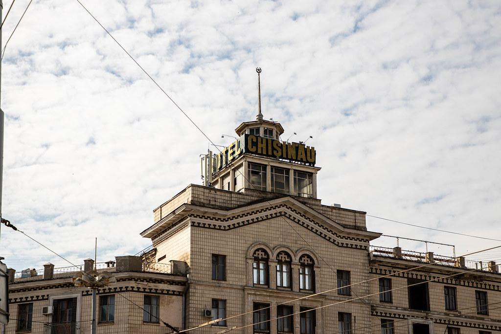 Chisinau, Moldova 2019