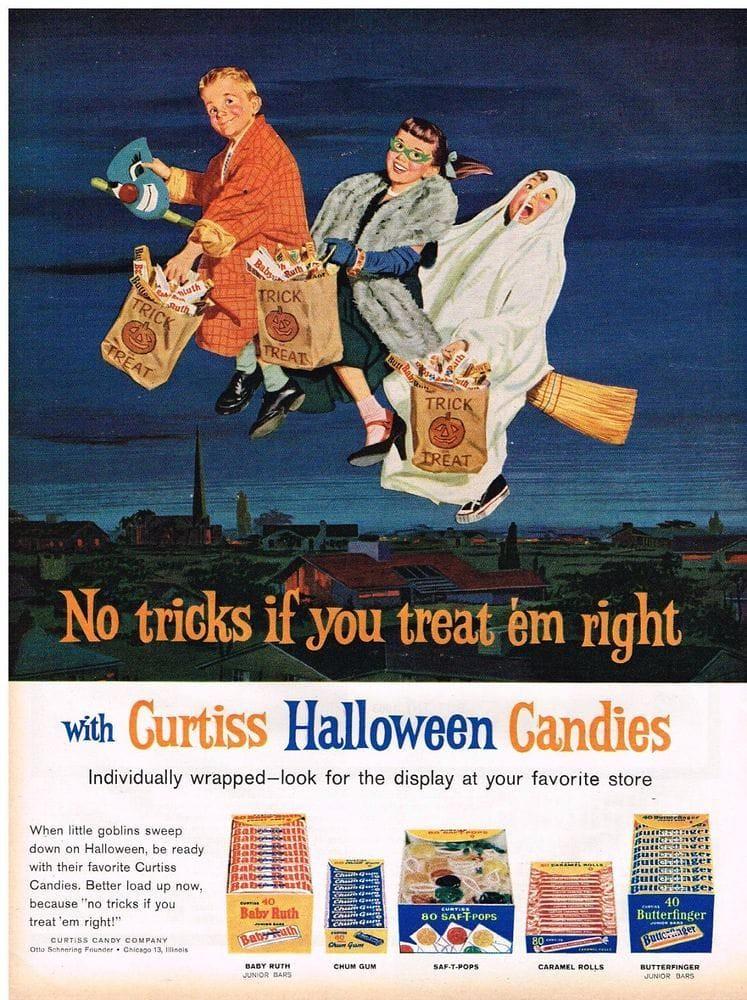 Curtiss 1960 Halloween