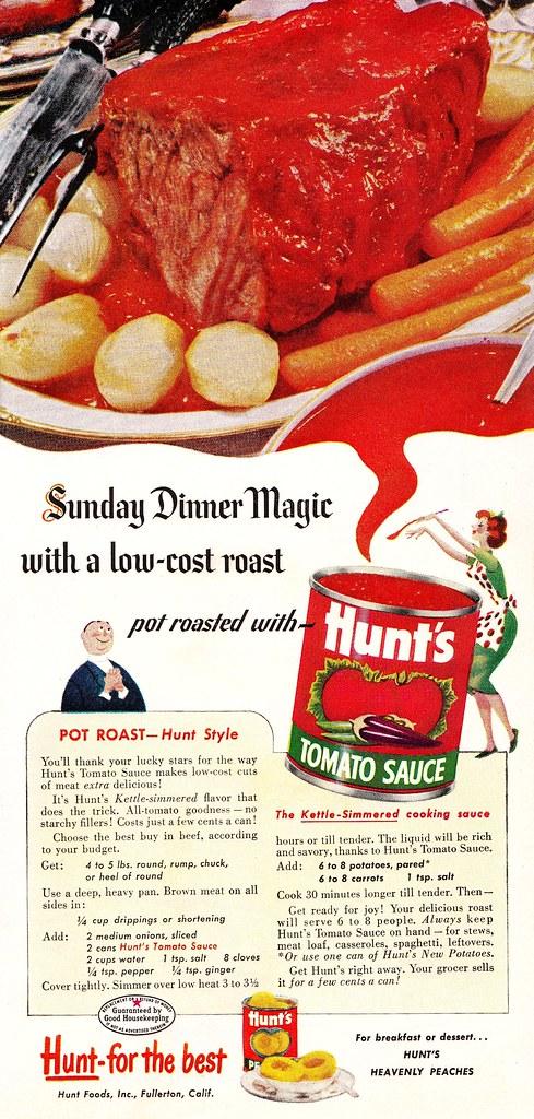 Hunt's 1953