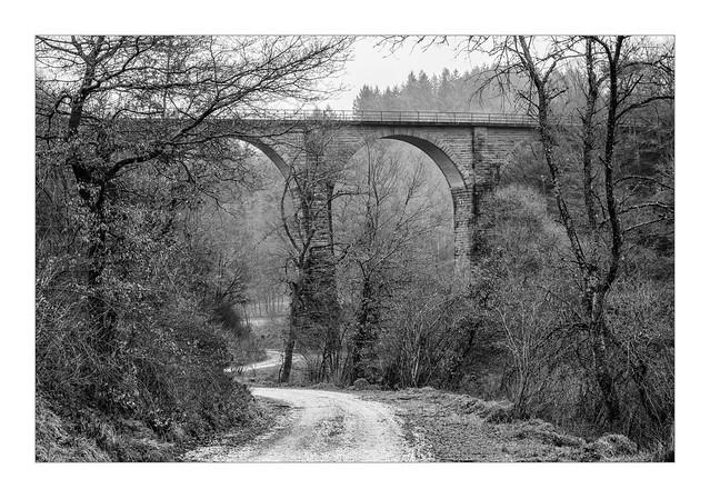 Railway Viaduct Rascheid