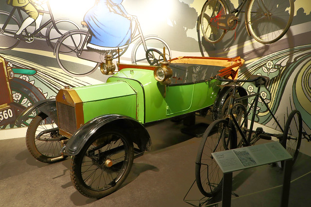 Swift Cyclecar (1913)
