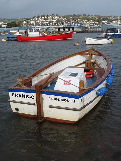 Frank-C (Teign Boat Hire)