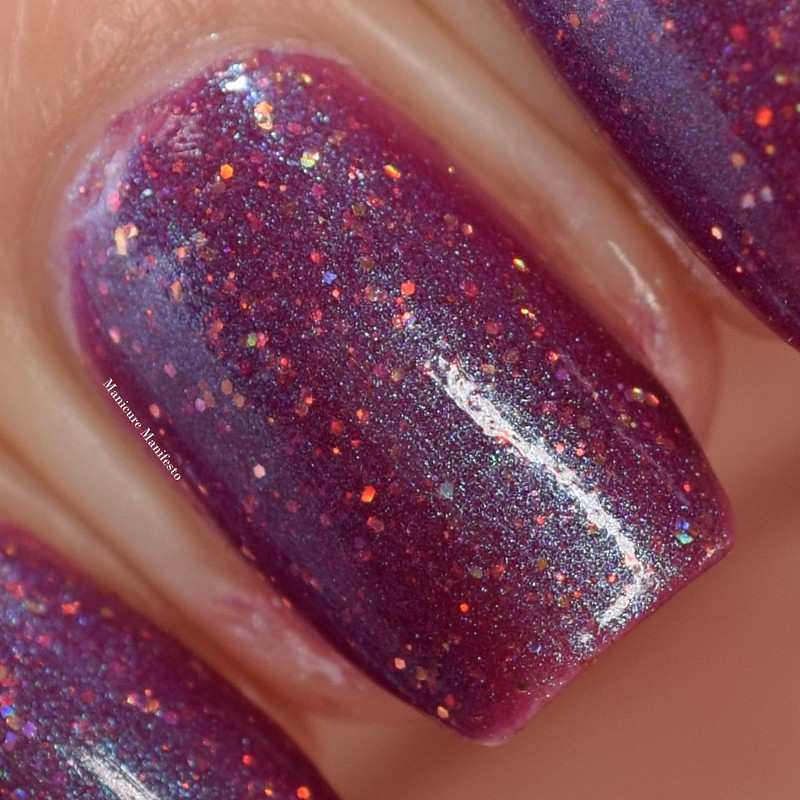 Femme Fatale Cosmetics Enchanted The Last Great Fire-Drake