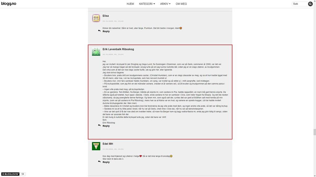 nettmobbing 31. oktober