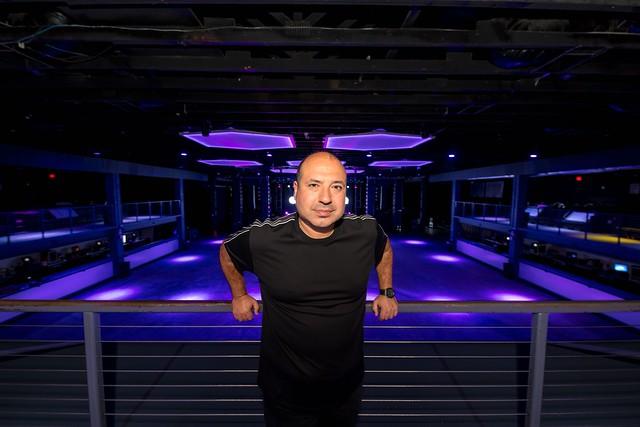 Glow President & CEO Pete Kalamoutsos by Doug Van Sant