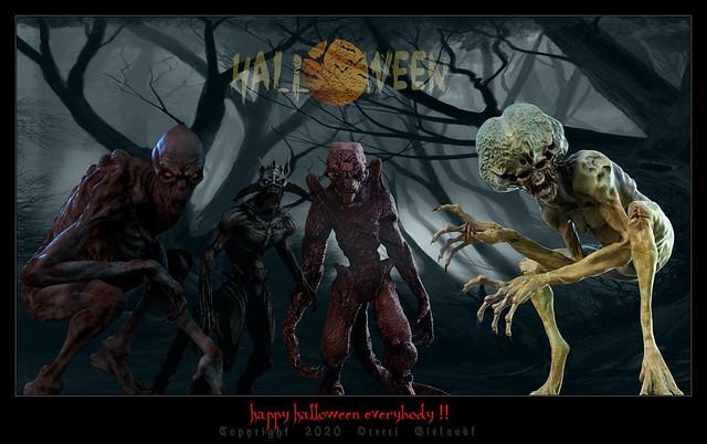 Happy Halloween Everybody !!
