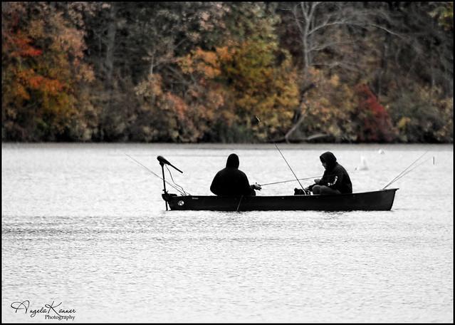 Going Fishing...