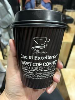 Coffee Cup @ Coffeea Coffee