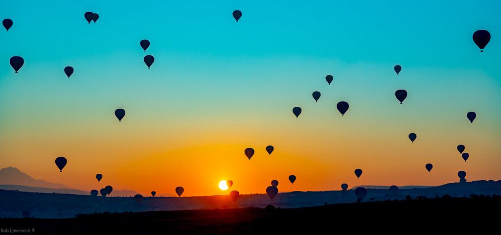 Air Balloon Valley Capaddocia-Turkie (Last one)....