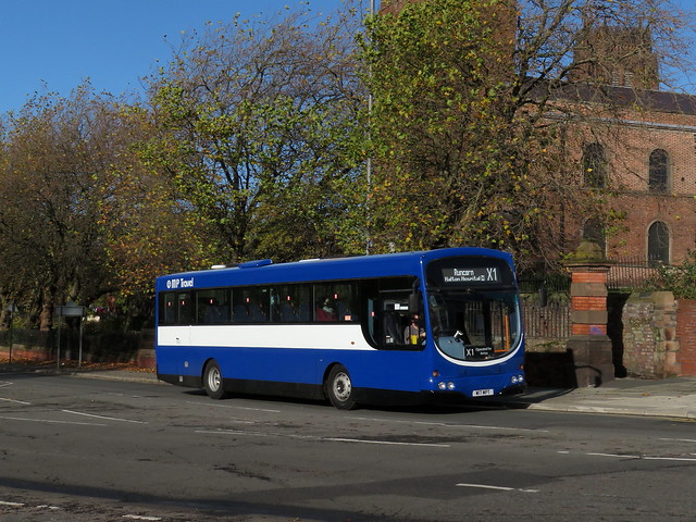 MP Travel W17 MPT Liverpool