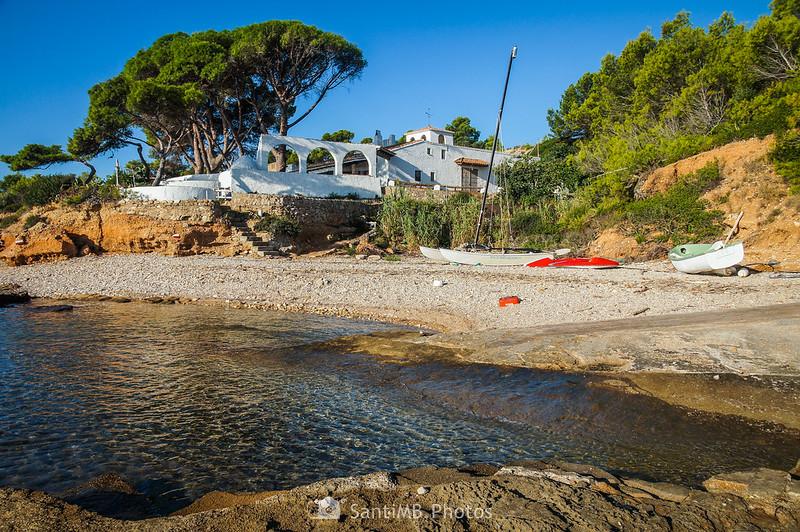 Playa anexa a El Molar