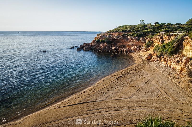 Cala la Buena en Perelló-Mar