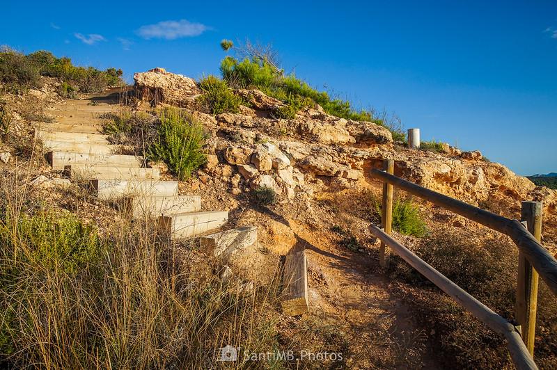 Camino de Ronda en el Cap Roig