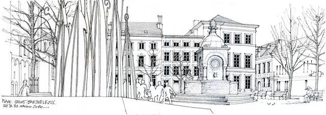 Place Saint-Barthélémy