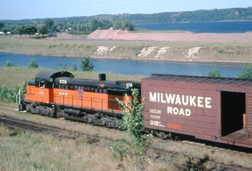 578 on the Stillwater branch