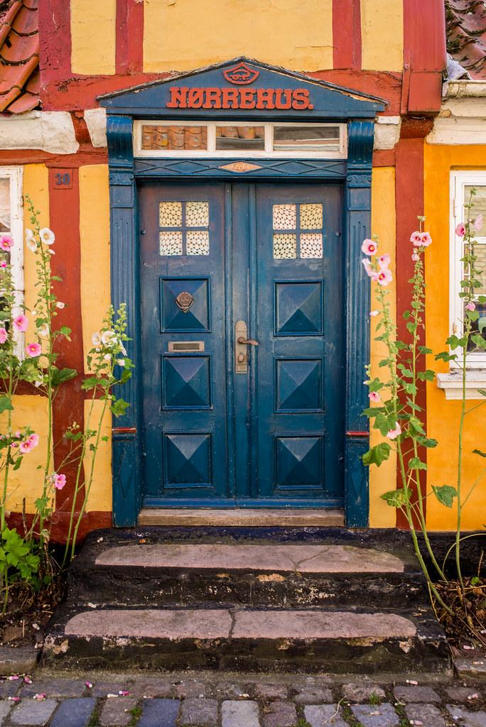 Doors Of Ærø No. 7