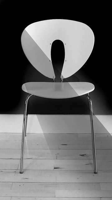 Chair (73) and Shadow B&W
