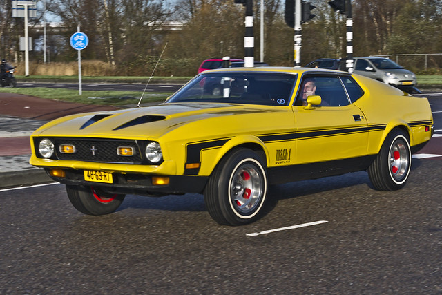 Ford Mustang Mach 1 1970* (6039)