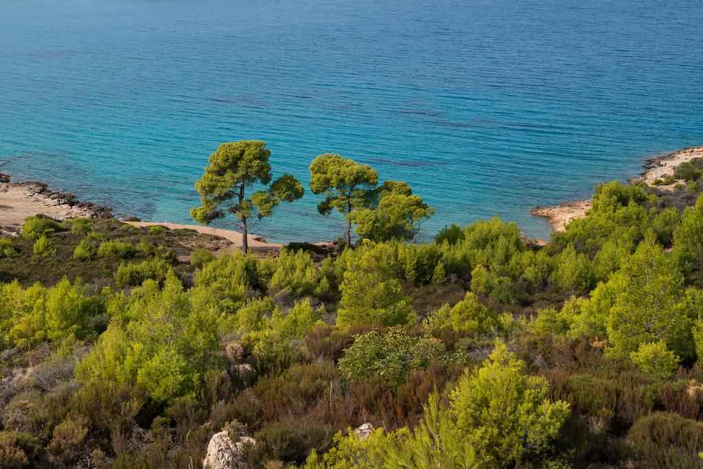 Zogeria (Ζωγεριάς), Spetses island (Σπέτσες), Greece