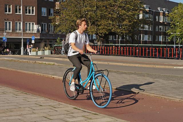 Weesperzijde - Amsterdam (Netherlands)