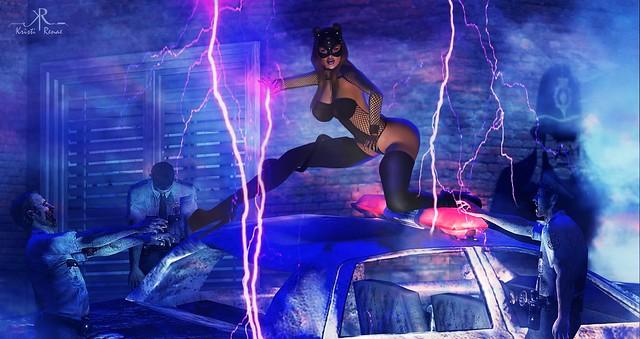 Catwoman #AdamsPhotoChallenge