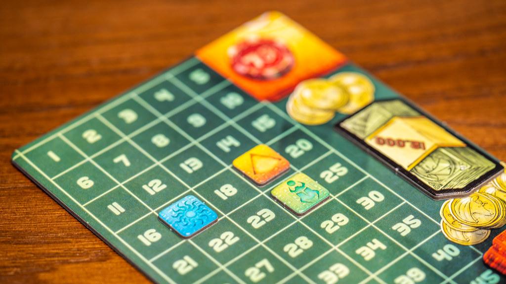 Razzia! boardgame juego de mesa
