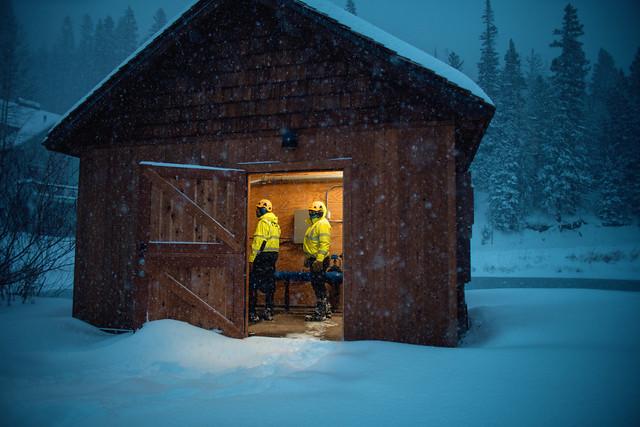 TSV's Snowmakers