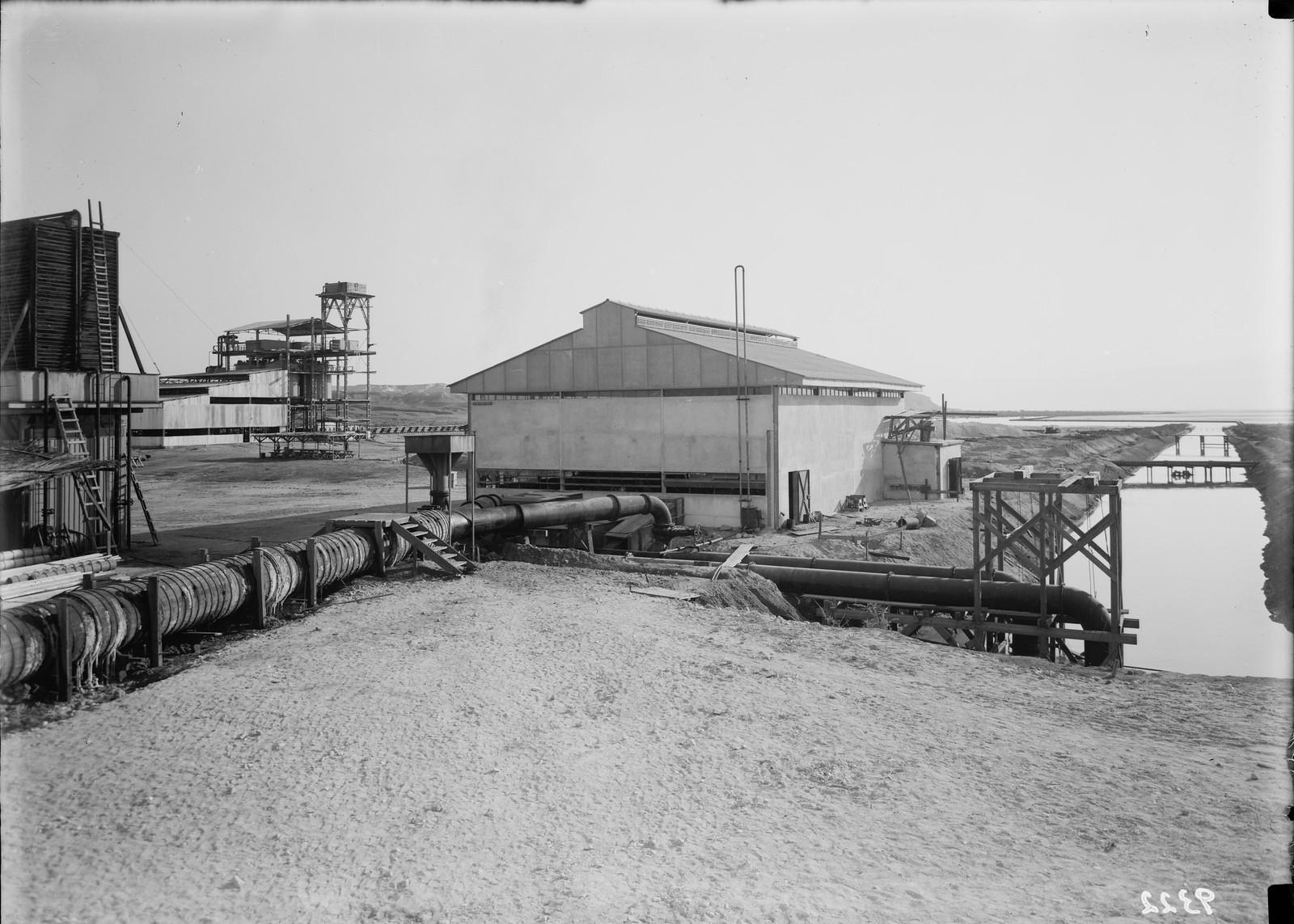 04. Электростанция и вторая насосная станция