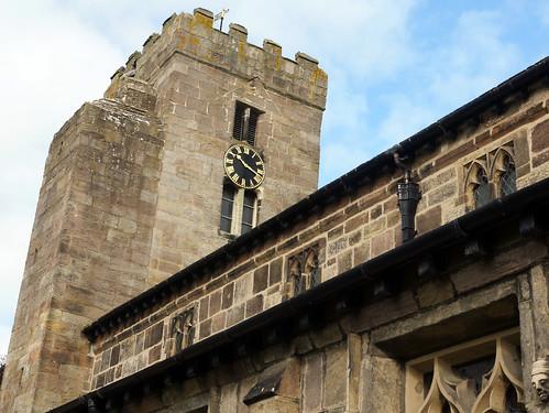 All Saints' Church - Ripley
