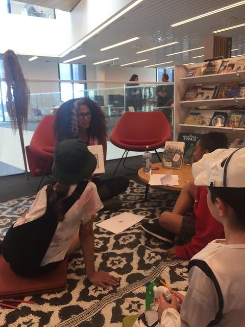 Selina Tusitala Marsh reads from Mophead