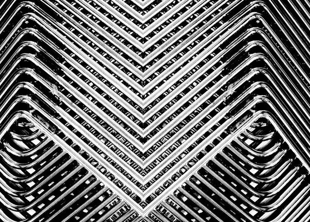 Chair (78) - Metal Stacking